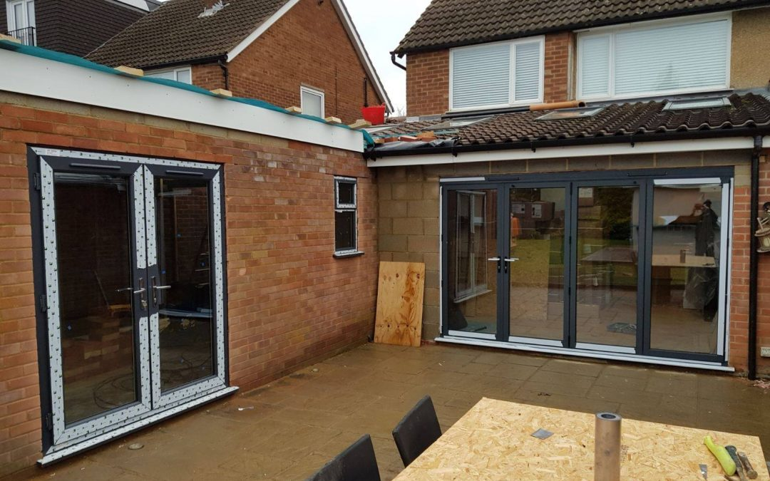Use a professional builder in Stevenage!